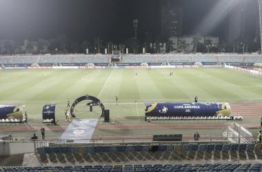 Estádio Olímpico Pedro Ludovico, sede de Colômbia x Venezuela (CONMEBOL / Divulgação)