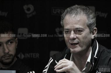 """Pedro Portilla: """"Queremos apoyar a los que hacen posible un partido en el Estadio"""""""