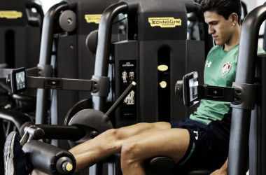 Pedro é liberado para correr no campo e treino com bola está previsto para março