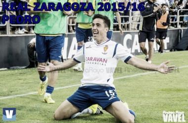 Real Zaragoza 2015/16: Pedro Sánchez