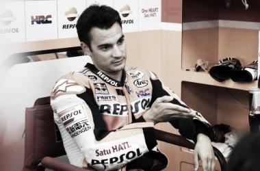 Dani Pedrosa se podría perder la última carrera del año
