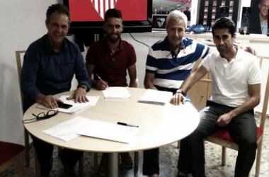 Renovaciones y salidas en el Sevilla Atlético