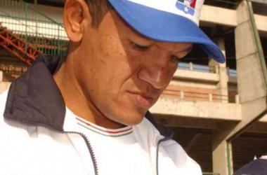 Ricardo Pérez quiere que Once Caldas juegue bien siempre. Foto: Lapatria.com