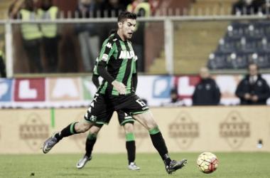 """Sassuolo, Pellegrini parla da leader: """"Forza, dimentichiamo il Rapid Vienna"""""""