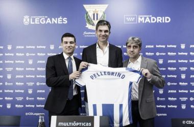 Imagen: CD Leganés