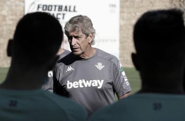 """Pellegrini: """"Siempre vamos con la intención de ganar los tres puntos"""""""