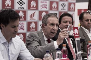 """Gerardo Pelusso: """"He quedado conforme con lo visto ante Equidad"""""""