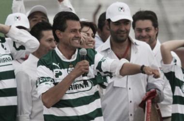 Lic. Enrique Peña Nieto, Presidente de México