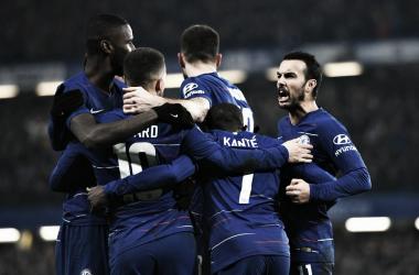 Essa é a oitava final dos Blues na competição (Reprodução / Chelsea)
