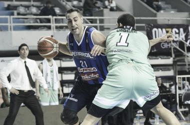 Damián Tintorelli fue uno de los jugadores claves del juego. Foto: gentileza de la LNB