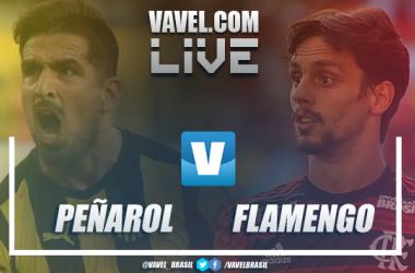 Resultado Peñarol x Flamengo (0-0)