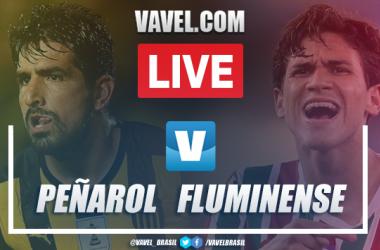 Resultado Peñarol 1 x 2 Fluminense na Copa Sul-Americana 2019
