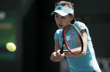 Peng Shuai has been on great form recently | Photo: Jimmie48 Tennis Photography