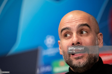 City have learned from Champions League failings - Guardiola