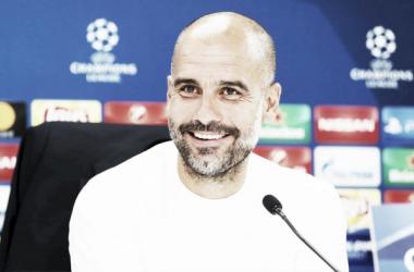 Pep Guardiola. Foto: Manchester City.