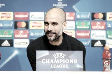 Il tecnico del Manchester City Pep Guardiola / Fonte: ManCity.com Twitter