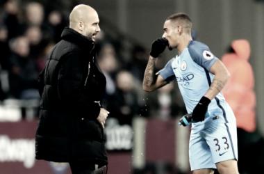 """Guardiola: """"Estaremos luchando hasta el último día"""""""