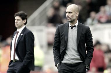 """Guardiola: """"Cuando atacas bien, defiendes bien"""""""
