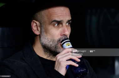 Pep Guardiola looks ahead to Real Madrid clash