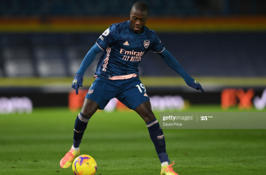 OPINION: Nicolas Pepe is unfairly being made Arsenal scapegoat