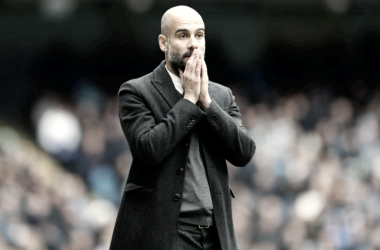 """Guardiola: """"No tengas miedo de jugar finales, sé valiente, intenta marcar"""""""