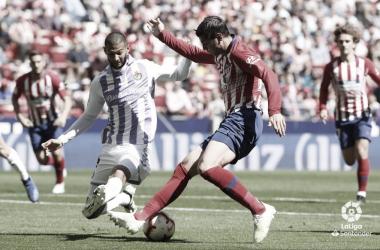 Atlético de Madrid y Real Valladolid quieren tres puntos importantes de cara a los objetivos   LaLiga
