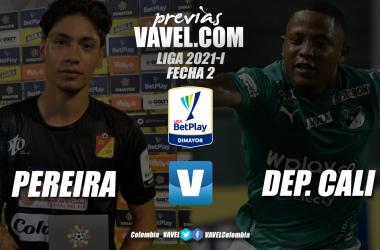Previa Deportivo Pereira vs. Deportivo Cali: por la búsqueda de la parte media-alta de la tabla