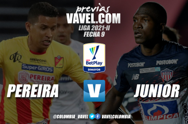 Previa Deportivo Pereira vs Junior de Barranquilla: duelo para mantenerse entre los ocho