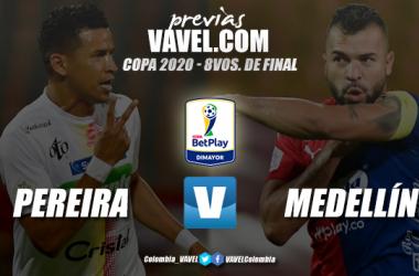 Previa Deportivo Pereira vs Independiente Medellín: duelo para seguir luchando por la Copa