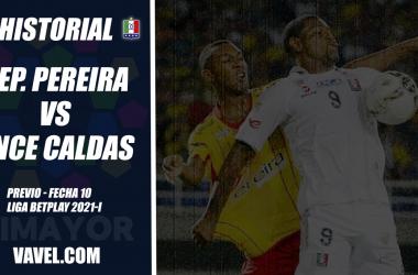 Historial Deportivo Pereira vs Once Caldas: dominio del 'blanco blanco'