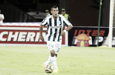 Diego Peralta está en Atlético Nacional desde 2013-II, sus lesiones no lo hizo consolidarse en la titular. | Foto: EFE