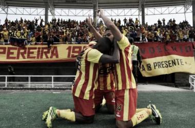 Deportivo Pereira tumbó la muralla cartagenera