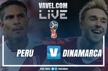 Resultado Peru x Dinamarca na Copa do Mundo 2018 (0-1)