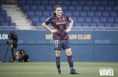 """Andrea Pereira: """"Tenemos muchas ganas de afrontar la Champions"""""""