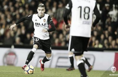 Valencia - Celta de Vigo: puntuaciones Valencia; jornada 15 LaLiga