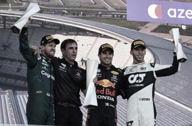Verstappen bate, Hamilton erra e Pérez vence insano GP Azerbaijão 2021 de Fórmula 1