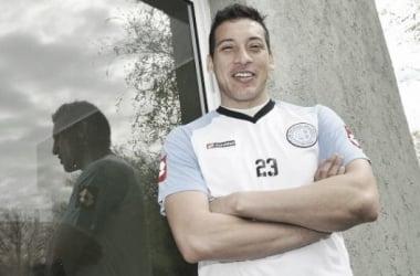 """Pérez: """"Sueño con poder jugar la Libertadores con Belgrano"""""""