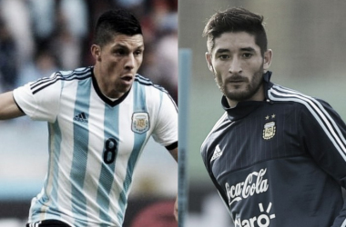 Enzo Pérez y Milton Casco convocados a la Selección Argentina. (Foto: Vavel)
