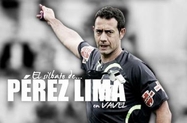 El silbato de Pérez Lima: gol fantasma