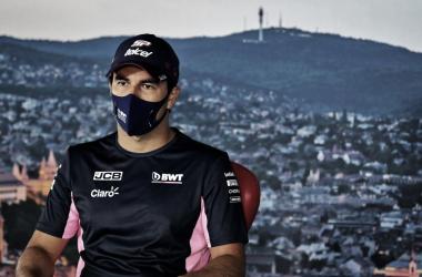 """Pérez, tras los rumores sobre su marcha de Racing Point: """"nos contactó un equipo del paddock"""""""