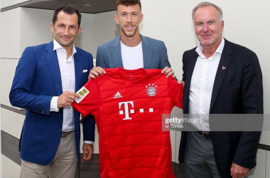 Ivan Perisic, pictured, returns to a country where he was won four major honours (Getty Images: M. Donato)