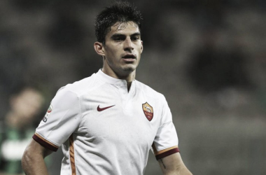 Perotti joined Roma from Genoa in 2015 on deadline day (Photo: talksport.com)