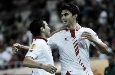 """Perotti: """"Quizás sea el momento de salir del Sevilla"""""""