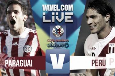 Risultato Perù - Paraguay nella Copa America 2015 (2-0)