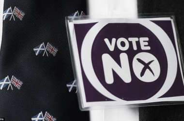 "Perth & Kinross vote ""No"" in Scottish Referendum"