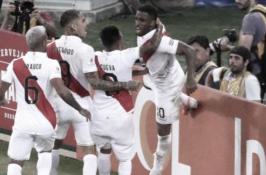 Perú se impuso 3-1 a Bolivia y está a un paso de llegar a octavos de final de la Copa América