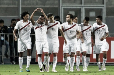 Peru had their last match at home before leaving to the U.S. (Photo: elcomercio.pe)