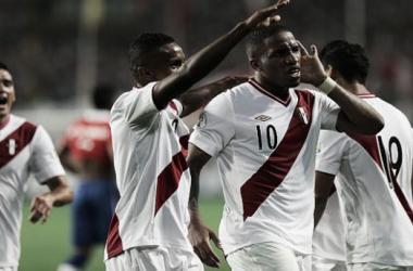 Aquel partido significó un gramo más de vida para la 'Bicolor' en las Eliminatorias. (FOTO: peru21.pe)