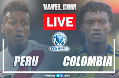 Goals and Highlights: Peru 0-3 Colombia in CONMEBOL Qualifiers 2021