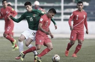 Perú había perdido encuentro ante Bolivia por 2-0 en La Paz. (Foto: emcad-reporteros.blogspot.pe)